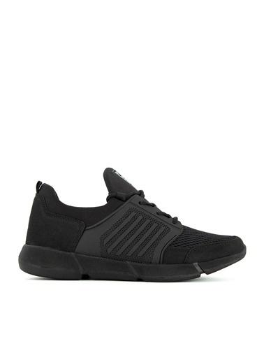 Slazenger Slazenger T-ROCK Yürüyüş Erkek Ayakkabı    Siyah